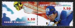 2001 Finland, World Ski Championships In Lahti MNH. - Ongebruikt