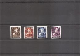 Algérie ( 313A / 314A Non Dentelés XXX -MNH) - Unused Stamps