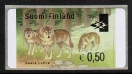 2002 Finland ATM Michel 38, Label  **. - Frankeervignetten (ATM/Frama)