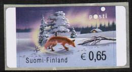 2002 Finland ATM Michel 39, Label  **. - Frankeervignetten (ATM/Frama)