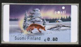 2002 Finland ATM Michel 39, Amiel Sima Label   **. - Frankeervignetten (ATM/Frama)