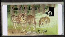 2002 Finland ATM Michel 38, Amiel Sima Label   **. - Frankeervignetten (ATM/Frama)
