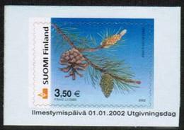 2002 Finland, 3,50 Pine MNH. - Ongebruikt
