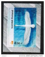 2002 Finland, 0,50 Swan MNH. - Ongebruikt