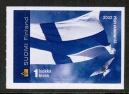 2002 Finland, Flag MNH. - Ongebruikt