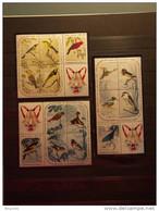 Cuba Christmas Kerstmis Noel 1965-1966 Oiseaux Yv 910-924 MNH ** - Unused Stamps