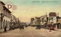 STATE STREET SANTA BARBARA CALIFORNIA - Santa Barbara