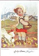 GERMANY - POSTHORN In PAIR - ARTKLEINE MUTTER Von ARNULF - 1953 - Covers & Documents