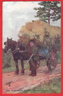 YORKSHIRE FARMER   RAPHAEL TUCK YORKSHIRE MOORS SERIES  Pu 1908 - Tuck, Raphael