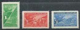 Cuba YT N°236/238 Culture De La Canne à Sucre Neuf/charnière * - Unused Stamps