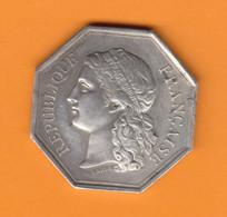$ France Seine Inférieure (76), Jeton Médaille Argent  Chambre De Commerce Conseil Départemental Instruction Publique - Professionnels / De Société