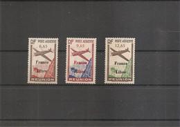 Réunion ( PA 25/27 XXX -MNH) - Airmail