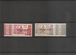 Réunion ( 216/217 XXX -MNH) - Unused Stamps