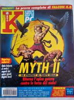 K Pc Games 1/99 Myth II Digital Anvil Baldur's Gate Falcon 4.0 Blood 2 Populous 2 Moto Racer 2 Trespasser Heretic 2 Cina - Informatica