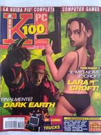 K Pc Games 9/97 Dark Earth Little Big Adventure 2 Lara Croft Conquest Earth The Last Express Alpha Storm Ten Pin Alley - Informatica