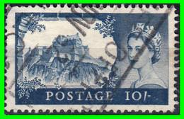 GRAN BRETAÑA .- () -&- () SELLO AÑO 1958 CASTILLOS - Used Stamps