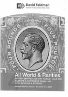 Catalogus David Feldmann All World & Rarities - Other