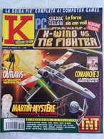 K Pc Games 5/97 Outlaws Comanche III Martin Mystere Chasm X-wing The Fighter Redneck Re-loaded Lomax The Crow Iron&blood - Informatica