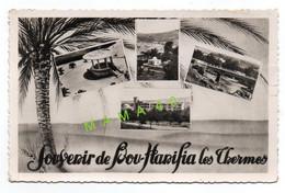 ALGERIE - BOU HANIFIA - LES THERMES - SOUVENIR N°3 - MULTIVUES - Andere Städte