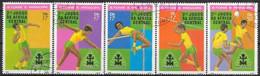 SAINT THOMAS ET PRINCE -  2 éme Jeux D'Afrique Centrale - Atletica