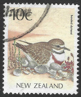 New Zealand. 1988 Native Birds. 10c Used. SG 1460 - Used Stamps