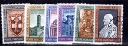 Vaticano (1961) - 80° Compleanno Di Giovanni XXIII (o) - Usati