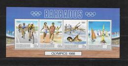 BARBADO Nº HB 25 - Zomer 1988: Seoel