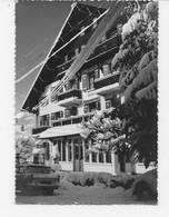 74   MEGEVE    HOTEL BEAUREGARD   VOTURE  TRES  BON ETAT   2 SCANS - Megève