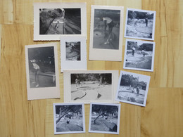 MINI GOLF - 10 PHOTOGRAPHIES SPORT - Sport