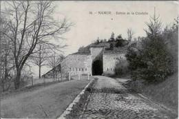 NAMUR - Entrée De La Citadelle - Oblitération De 1920 - Edit. I. Mercelis Et Cie - Namur