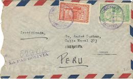 Enveloppe BOLIVIE - Bolivien