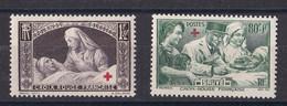 FRANCE  Y&T N ° 459 Et 460  NEUF **  Coté 28.00 Euros - Unused Stamps