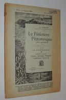 G. TOSCER / FINISTÈRE PITTORESQUE : Daoulas, Rumengol, Plougastel, Landévennec.. - 1901-1940