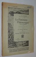 G. TOSCER / FINISTÈRE PITTORESQUE : Rosporden, Scaër, Bannalec, Pont-Aven  1910 - 1901-1940