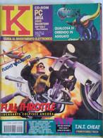 K Pc Games 4/95 Full Throttle Flight Unlimited Black Thorne Tower Assault Rise Of The Triad Gunship Apache Mortal Kombat - Informatica