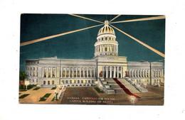 Carte Cuba Habanna Capitol - Autres