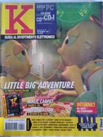 K Pc Games 11/94 Colonization Space Simulator Aladdin Wake Of The Ravanger Ecstatica Novastorm Loderunner Desert Strike - Informatica