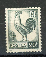 FRANCE - COQ - N° Yvert 648** - 1944 Coq Et Marianne D'Alger