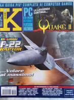 K Pc Games 1/98 F-22 Raptor Longbow 2 Warwind 2 Politika Close Combat 2 Netstorm Actua Soccer 2 Steel Panthers 3 Worms 2 - Informatica