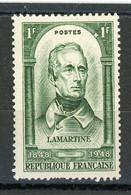 FRANCE - PERSONNAGE - N° Yvert 795** - Unused Stamps
