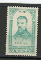 FRANCE - PERSONNAGE - N° Yvert 798* - Unused Stamps
