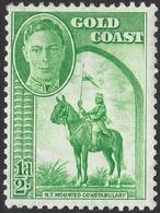 Gold Coast. 1948 KGVI. ½d MH. SG 135 - Gold Coast (...-1957)