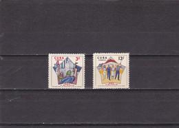 Cuba Nº 667 Al 668 - Unused Stamps
