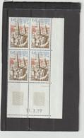 N° 1937 - COLLEGIALE DU DORAT - Tirage Du 7.3.77 Au 5.4.77 -  11.03.1977 - - 1970-1979