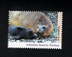1369630933 1992 (XX) SCOTT L84  POSTFRIS  MINT NEVER HINGED EINWANDFREI  -REGIONAL WILDLIFE ELEPHANT SEAL - Other