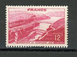 FRANCE -  GENISSIAT - N° Yvert  817* - Unused Stamps