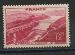 FRANCE -  GENISSIAT - N° Yvert  817** - Unused Stamps