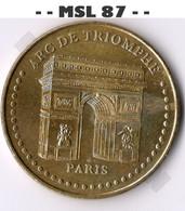 - - 75 - Paris - Arc De Triomphe - Face Simple - MDP - ACHAT IMMEDIAT - - - 2006