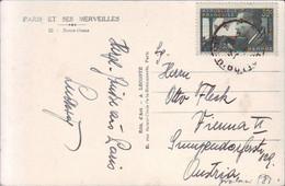 FRANCE - J. MERMOZ - ARIS - 1937 - Covers & Documents