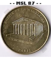- - 75 - Paris - Eglise De La Madeleine - Vue D'ensemble - MDP - ACHAT IMMEDIAT - - - 2006